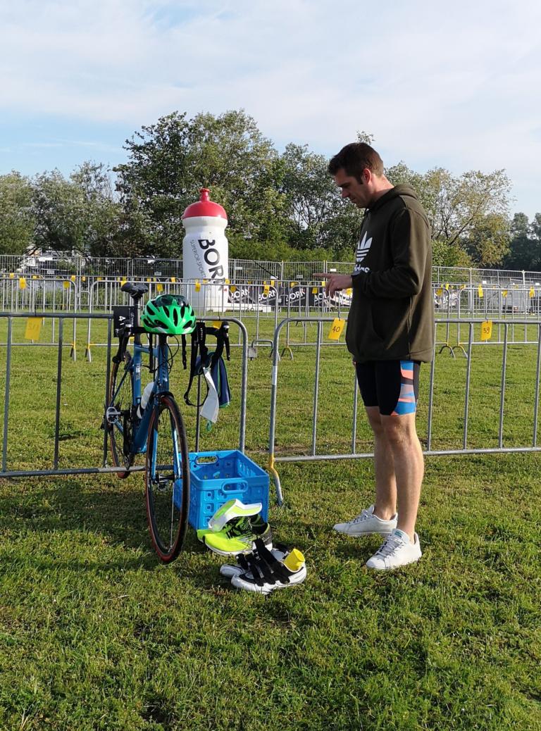 Didier Pre Race 2